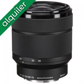 ALQUILER - Sony FE 28-70 mm...