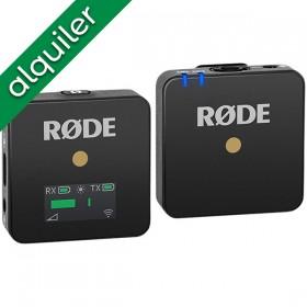 ALQUILER - Rode Wireless Go...