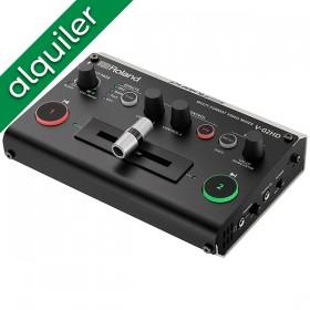 ALQUILER - Roland V-02HD...