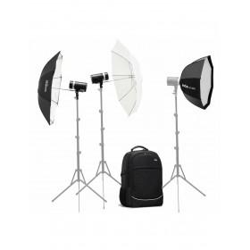 Godox Kit 2 Flashses...