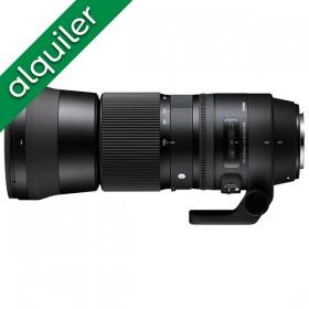ALQUILER - Sigma 150-600mm...